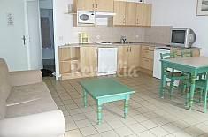 Apartamento para alugar a 3 km da praia Gironde