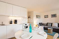 Apartment for rent only 50 meters from the beach Landes