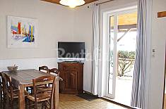 House for 5 people only 200 meters from the beach Landes