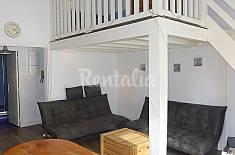 Apartamento en alquiler a 600 m de la playa Pirineos Atlánticos