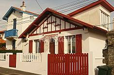 Villa for rent only 400 meters from the beach Pyrenees-Atlantiques