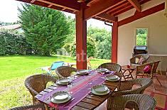 Villa para 6 personas a 15 km de la playa Pirineos Atlánticos