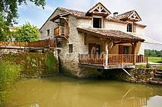 Villa en alquiler con piscina Lot y Garona