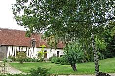 Vivenda para alugar em Vicq-sur-Nahon Indre