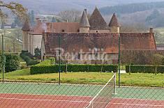 Villa pour 8 personnes avec piscine Saône-et-Loire