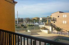 Apartment for 4 people only 50 meters from the beach Herault