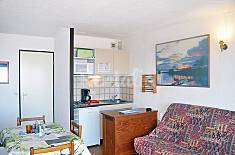 Apartment for 4 people only 900 meters from the beach Aude