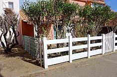 Appartement pour 4 personnes à 100 m de la plage Aude