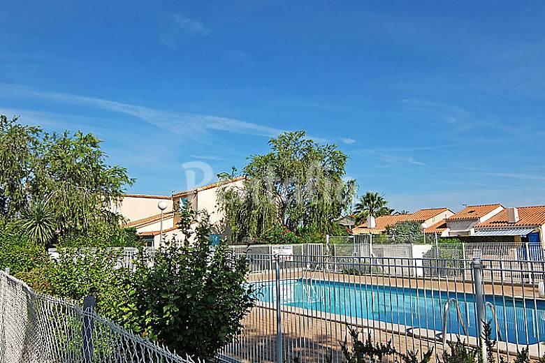 Casa in affitto a 800 m dalla spiaggia saint cyprien for Piani di casa francese in tudor