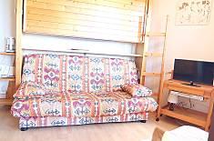Apartamento para 3 personas en Villarembert Saboya