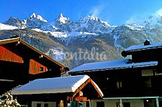 Apartamento para alugar em Chamonix-Mont-Blanc Haute-Savoie