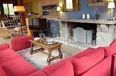 Villa for rent in Chamonix-Mont-Blanc Upper Savoy