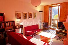 Apartment for rent in Vallorcine Upper Savoy