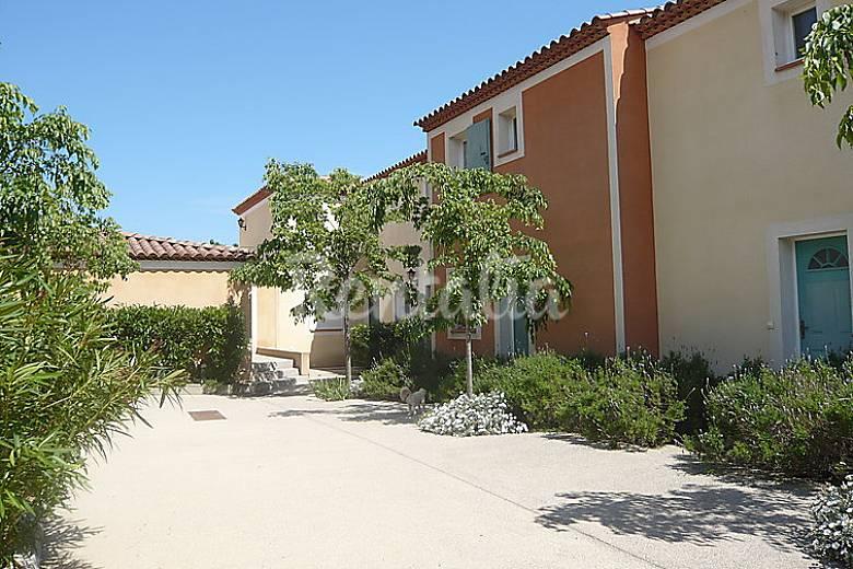 Casa in affitto a 100 m dalla spiaggia sainte maxime var for Piani di casa francese in tudor