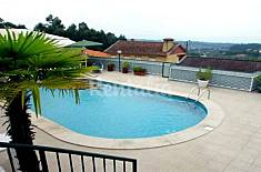 Villa with private heated pool for 10 persons Braga