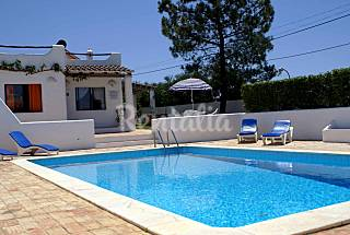 House for 4 people only 1500 meters from the beach Algarve-Faro