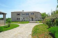 Villa en location avec piscine Istrie