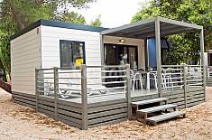 Villa per 6 persone in prima linea di spiaggia Istria