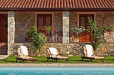 Villa en location à 7 km de la plage Istrie