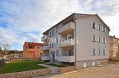 Apartamento en alquiler a 500 m de la playa Primorje-Gorski Kotar