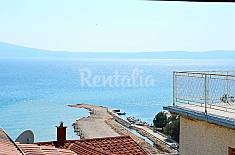 Casa para 4 personas a 100 m de la playa Primorje-Gorski Kotar