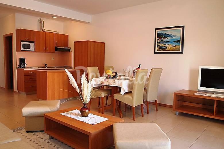 Appartamento per 4 persone a 40 m dalla spiaggia for Cucinare per 40 persone