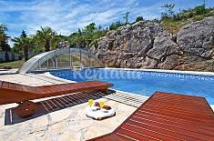 Villa for 7 people with swimming pool Šibenik-Knin