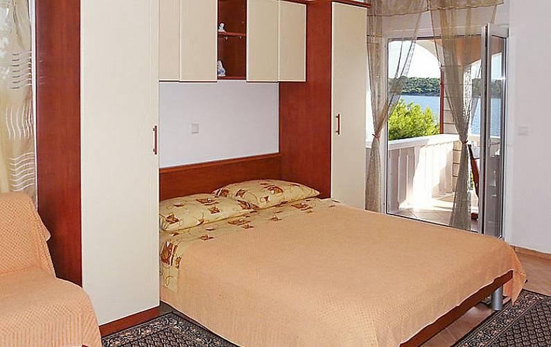 Appartamento per 3 persone a 40 m dalla spiaggia blato for Cucinare per 40 persone