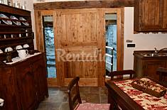 Apartment for 2 people Valgrisenche Aosta