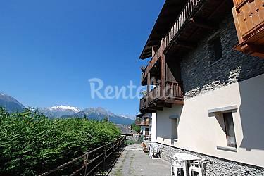 Apartamento  Aosta Saint-Nicolas Apartamento