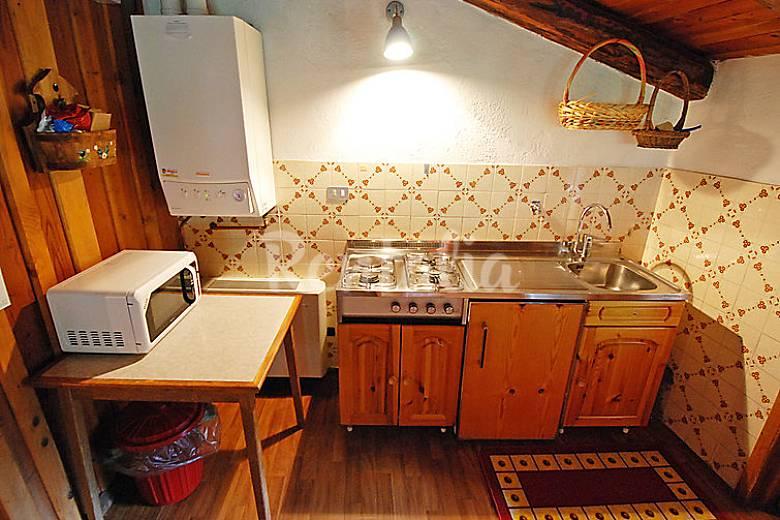 Apartamento en alquiler Val di Rhemes Aosta