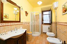 Apartment for 5 people with swimming pool Viterbo