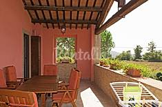 Apartment for rent with swimming pool Viterbo