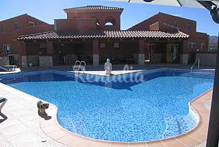 Apartments for rent 13 km from the beach Almería
