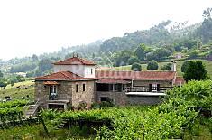 Casa para 8 personas con piscina Viana do Castelo