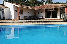 Villa for 8 people with swimming pool Santarém