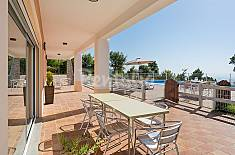 Villa for 8 people with swimming pool Algarve-Faro