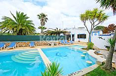 Villa for rent 4 km from the beach Algarve-Faro