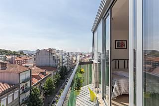 Apartamento de 1 habitación en Paranhos Oporto