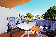 Apartment for 5 people only 250 meters from the beach Girona