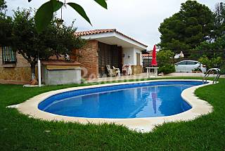 Chalet with private pool and barbecue Tarragona