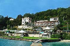 Casa e Vela - 15 Wohnungen direkt am Strand Verbano-Cusio-Ossola