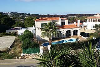 Villa de 4 habitaciones a 3 km de la playa Menorca