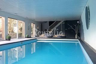 Longère avec piscine chauffée Ille-et-Vilaine