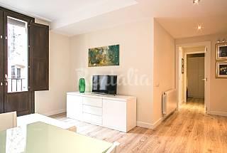 2 bedroom flat near Ramblas with Terrace Barcelona