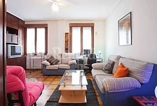 Apart. amplio 3 habitaciones en Bilbao centro Vizcaya/Bizkaia