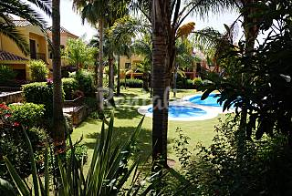 Beautiful house with 3 rooms-500 m from the beach Málaga