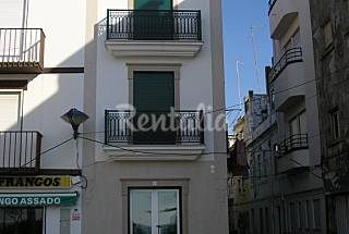 House with 1 bedroom only 30 meters from the beach Leiria