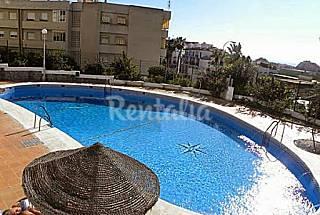 Apartamento para 4-6 personas a 300 m de la playa Granada