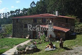 Casa para 4-6 personas a 6 km de la playa A Coruña/La Coruña